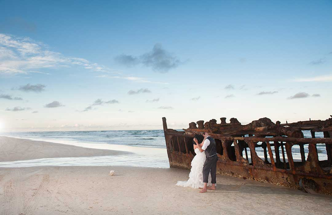 Maheno Wedding Package