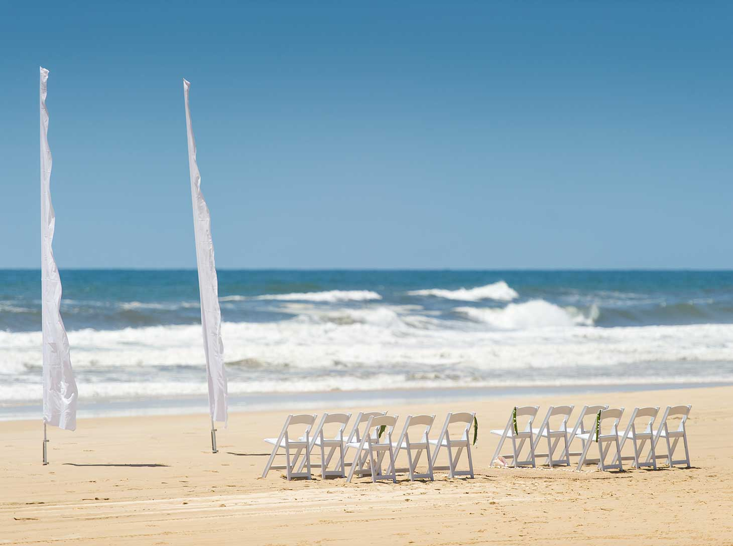 Eurong Beach Resort 75 Mile Beach Wedding Ceremony